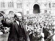 庆祝俄国十月革命100周年:俄国十月革命是越南革命指路明灯