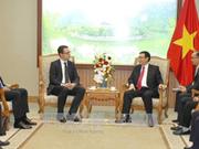 政府副总理王廷惠:希望国内外投资商对机场及航空港基础设施建设进行投资