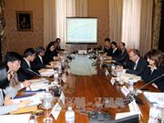 越南与意大利加强财务监督领域的合作
