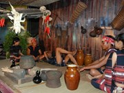巴那族史诗——西原地区各民族文化生活中的美
