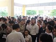 年初至今乂安省为近2.9万人解决就业问题