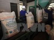 越南对世界28个国家出口食糖