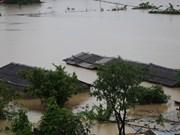 政府总理阮春福呼吁全国同胞和自然灾害防御力量主动应对自然灾害