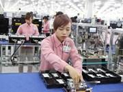 年初至今越南电子产品贸易逆差近90亿美元