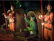 越南首个实景演出舞台亮相
