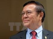 柬埔寨最高法院将开审解散救国党案之日定为11月16日