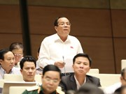 越南第十四届国会第四次会议:培养民营经济强壮发展使其成为国家的主要引擎
