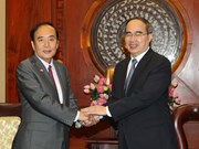 越南胡志明市与日本崎玉县加强人力资源培训合作