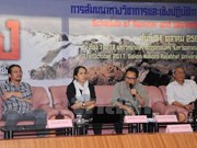 """题为""""促进可持续开发湄公河水源的合作""""国际研讨会在泰国举行"""
