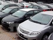 2017年前10个月越南汽车进口量达7.7万辆
