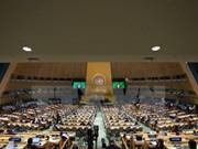 越南建议联合国为难民问题找到长期性解决方案