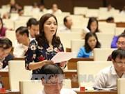 越南第十四届国会第四次会议公报(第10号)