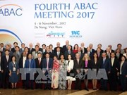 2017年APEC会议:工商咨询理事会第四次会议召开全体会议