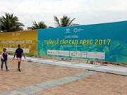 2017年APEC领导人会议周前夕:国际代表和记者高度评价越南的准备工作