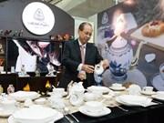 明隆陶瓷器在APEC领导人会议周亮相