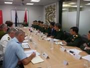越南与新西兰加强防务合作