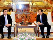河内将为埼玉县乃至日本企业前来投资创造最为便利条件