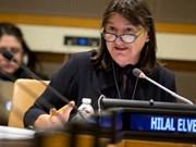联合国食物权问题特别报告员访越   了解越南粮食安全情况