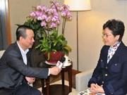 2017年APEC会议:中国香港期望在越南拥有更多投资机会