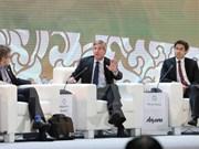 2017年APEC会议:越南经济增长给普华永道全球主席罗浩智留下积极印象