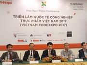 2017年越南国际食品工业展览会吸引450家企业将参展
