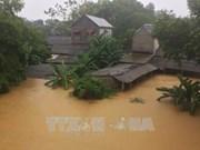老挝国家主席本扬·沃拉吉致电慰问越南受灾群众