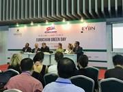 欧盟企业十分关注越南绿色能源领域