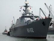 越南海军参加第一届东盟海军多边演习