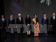 韩国承诺加强与东盟的合作