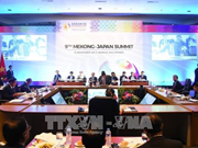第31届东盟峰会:越南政府总理阮春福出席湄公—日本峰会和东盟—联合国峰会