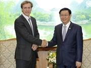 政府副总理王廷惠:越南重视2018年世界经济论坛年会