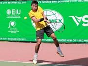 2017年越南男网F2未来赛:李黄南闯进1/4决赛