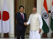 第31届东盟峰会: 日本和印度领导承诺为一个自由开放的印度太平洋地区加强合作