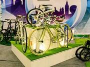 2017年越南国际自行车、电动车及零件展在河内开展