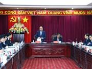 阮春福:北件省应选择优势产品  扩大生产规模