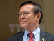 柬埔寨全国选举委员会敦促分配被解散的救国党的议席