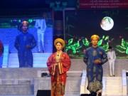 韩传统服装和韩国电影代表性作品亮相胡志明市