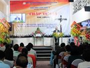 越南基督徒团契第五次大会正式开幕