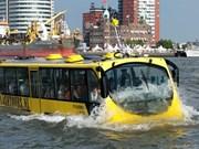 胡志明市首条水上巴士投运将有助于缓解该市交通拥堵现象