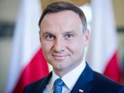 波兰总统即将对越进行国事访问: 加强越波传统友谊与多方面合作关系