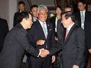 胡志明市欢迎日本大阪企业加强贸易投资合作