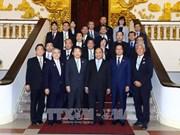 越南政府鼓励日本企业加大对越投资力度