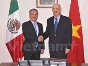 墨西哥第一副外长洛斯•德伊卡萨:墨西哥重视对越南的关系