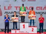 2017年胡志明市国际马拉松比赛:肯尼亚运动员大胜