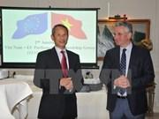 欧洲议会举行欧越友好议员小组成立2周年纪念仪式
