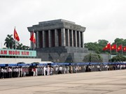 胡志明主席陵和英雄烈士纪念碑将如期恢复对外开放