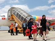 越捷航空推出1.5万张特价机票  庆祝飞往泰国各条新航线开通
