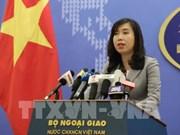 越南对朝鲜试射弹道导弹深表担忧