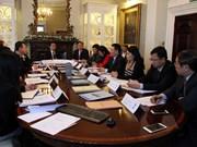 越南与英国加大在审计领域的合作力度