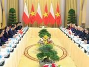 波兰总统安杰伊·杜达圆满结束对越南进行国事访问